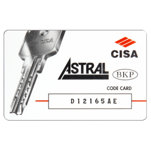 Cilindro cisa astral s superall 2000 for Catalogo astral